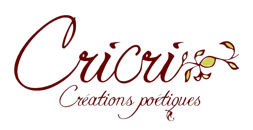 Cri cri creations poetique